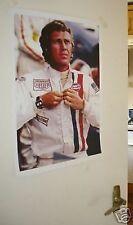 Steve McQueen Le Mans Door Poster NEW #1