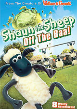 Shaun the Sheep - Off the Baa (DVD, 2008)