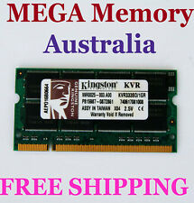 Kingston 1GB DDR PC2700 Sodimm LAPTOP Memory Ram PC2100