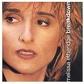 Breakdown by Melissa Etheridge (CD, Oct-1999, Island (Label))