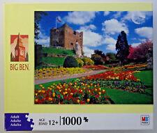 jigsaw puzzle 1000 pc BIG BEN Guildford Castle Surrey England 2006