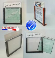 2...Supports_Porte_vignette_PERSONNALISABLE_assurance_auto _support