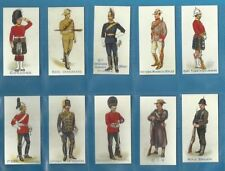 Complete/Full Sets Military/War Collectable Cigarette Cards