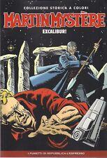 MARTIN MYSTERE VOLUME 6: EXCALIBUR! EDIZIONE SERGIO BONELLI