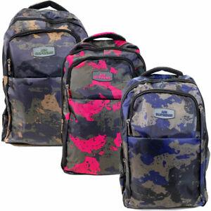 Mens Boys Large Backpack Rucksack Bag Sport Camping Travel Hiking School UK New