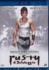 Blu Ray Rusty il Selvaggio - Francis Ford Coppola - (Contenuti Extra)  ....NUOVO