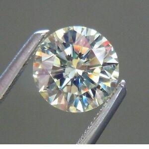 0.01 Ct Round Cut Diamond Real Loose 1.25 MM Diamonds SI1