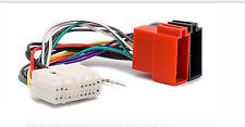 CARAV 12-107 Autoradio Adapterkabel ISO für CHRYSLER ab 2001, JEEP ab 2002