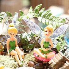 Flower Fairy Micro Landscape Gardening Fairy Mini Dollhouse Family Ornament One