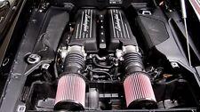 Lamborghini Gallardo K&N Air Filters - LP550 LP560 LP570 - E-0669