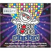 Various Artists - Baby Loves Disco (3xCD)