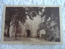 Laon - Porte de Soissons (XIIIe siècle)
