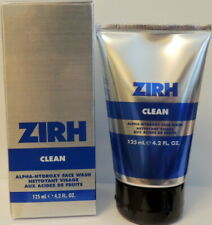 Zirh Clean Alpha-hydroxy Face Wash 4.2 OzInvigorating alpha-hydroxy face wash re