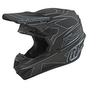 Troy Lee Designs TLD SE4 Polyacrylite Helmet Mips Polaris Rzr ATV UTV Riding