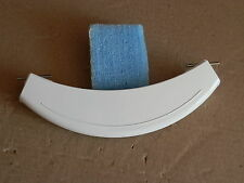 New Genuine Bosch Siemens Washing Machine Door Handle White 266751