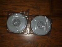 Lot of 2 Survivair Respirator Filter Cartridge 100300 NIOSH NEW Sealed