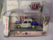 M2 Macchine 1969 Nissan Bluebird 1600 Sss ∞ Blu / Grigio; 27 ∞ Auto-Japan ∞
