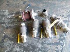 """5 pcs 3"""" air system ball valves transair kaeser compressor DN80 DN 80 65 DN65 PN"""