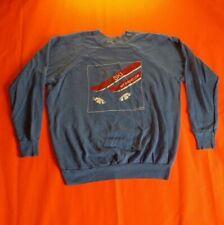 Mt Mount Bachelor Ski Sweatshirt Size XL Vintage Single Stitch Streetwear
