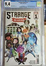 Strange Academy #1 🎓 CGC 9.4 Cover A Humberto Ramos 1st Print 🔥