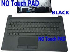 New For HP 15-DB0011DX 15-DB0069WM L20387-001 Palmrest & Keyboard Black US
