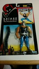 Batman The Animated Series TAS Wave 4 1994 BANE Blue Card Vintage Kenner