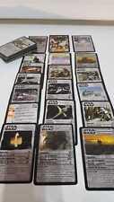 LOTE CARTAS STAR WARS - LOS 30 MEJORES MOMENTOS -