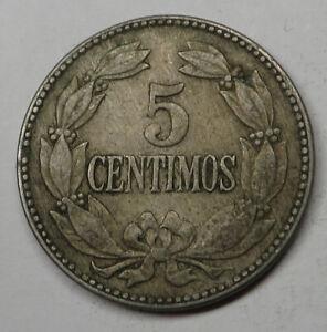 Venezuela 5 Centimos 1946(p) Copper-Nickel Y#29a