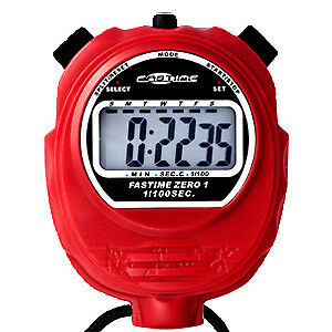 Fastime 01 Clubman Co-driver Navigator Sports Stopwatch Race / Rally