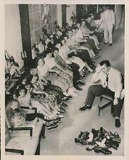 USA c. 1955 - Marchand de Chausures Famille Breault Achats Californie - PR 609