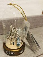 TOC CHATEAU NOEL LUMINEUX / Light Up Disneyland Paris