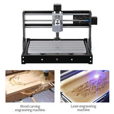 CNC3018 PRO DIY CNC Router Kit 2in1 Laser Graveurausstattung GRBL Control 3 Axis