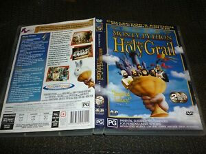 MONTY PYTHON AND THE HOLY GRAIL (2 DISC) (DVD, PG) (162678 A)