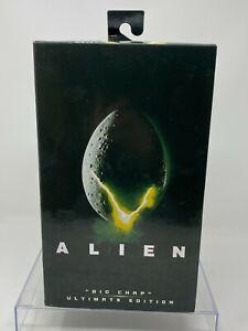 NECA Alien Isolation Xenomorph Action Figure In Big Chap Box Read Listing Lot A