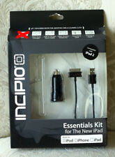 Incipio Essentials Kit for The New iPad, Compatible with iPad 2...no stylus.