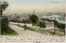 Hattingen im Ennepe-Ruhr-Kreis Blick in das Ruhrtal Ansichtskarte 1904