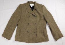 Jones New York Womens Button Front Suit Blazer Jacket Coat Size 10