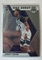 2019-20 Panini Mosaic NBA Debut Jarrett Culver RC #263- Fresh