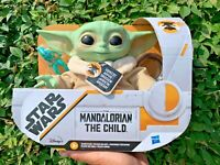 "Star Wars Mandalorian The Child Plush 7.5"" Talking Baby Yoda **New**"