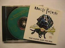 "UNCLE FESTIVE ""THE PAPER AND THE DOG"" - CD"