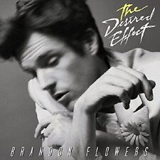 BRANDON FLOWERS - THE DESIRED EFFECT (BRAND NEW CD)