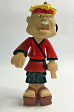 Vintage Rubber Karate Toy by Mammoth That Makes A Noise When Used Made in China