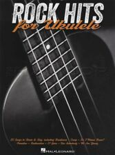 Rock Hits for Ukulele Chord & Melody Songbook Pearl Jam Muse Hozier Paramore