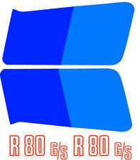 R80GS  R80G/S  Bianca BMW adesivi serbatoio-tank aufkleber-stickers,autocollant