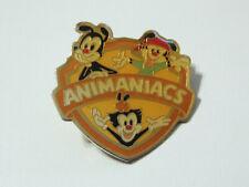 New ListingWarner Brothers Animaniacs 1990s Pin Button Yakko Wakko Dot Animation Hat Lapel