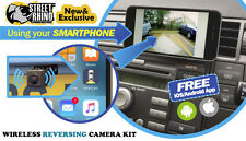 Toyota Prius Wireless Universal Reversing Camera Kit iOS Android