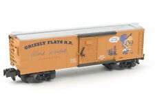 American Flyer Trains Ward Kimball 2005 Cal-Stewart Box Car 6-48244 S Scale