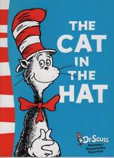 THE CAT IN THE HAT - DR SEUSS GREEN BACK EDITION AS NEW FAST FREE POST from SYDN
