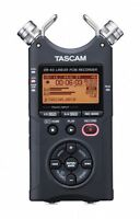 Tascam DR-40 DR40 Handheld 4-Track Portable Digital Audio Recorder NEW FREE Ship