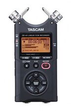 Tascam DR-40 DR40 Handheld 4-Track Portable Digital Audio Recorder NEW FREE Ship